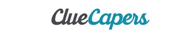 cluecapers logo
